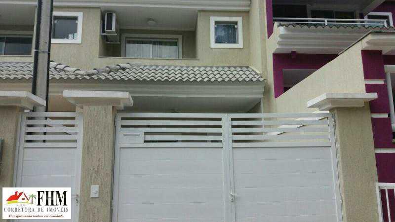 0_20170722093057962_watermark_ - Casa em Condomínio à venda Rua Abel Ferreira,Campo Grande, Rio de Janeiro - R$ 595.000 - FHM6399 - 1