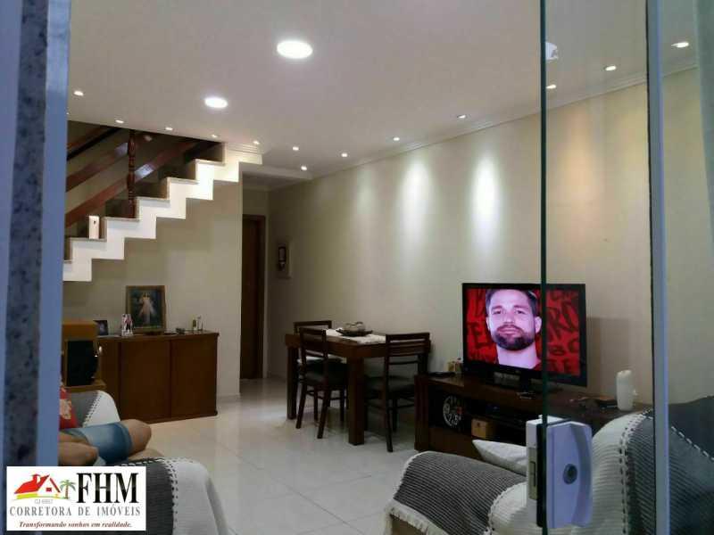 7_IMG-20210914-WA0028_watermar - Casa em Condomínio à venda Rua Abel Ferreira,Campo Grande, Rio de Janeiro - R$ 595.000 - FHM6399 - 14