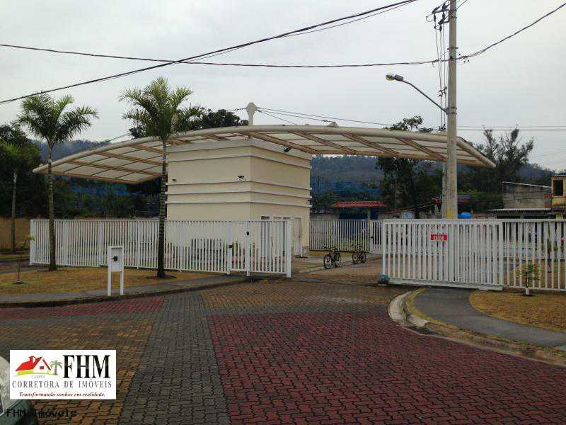 3 - Casa em Condomínio à venda Estrada Cabuçu de Baixo,Guaratiba, Rio de Janeiro - R$ 680.000 - FHM6841 - 5