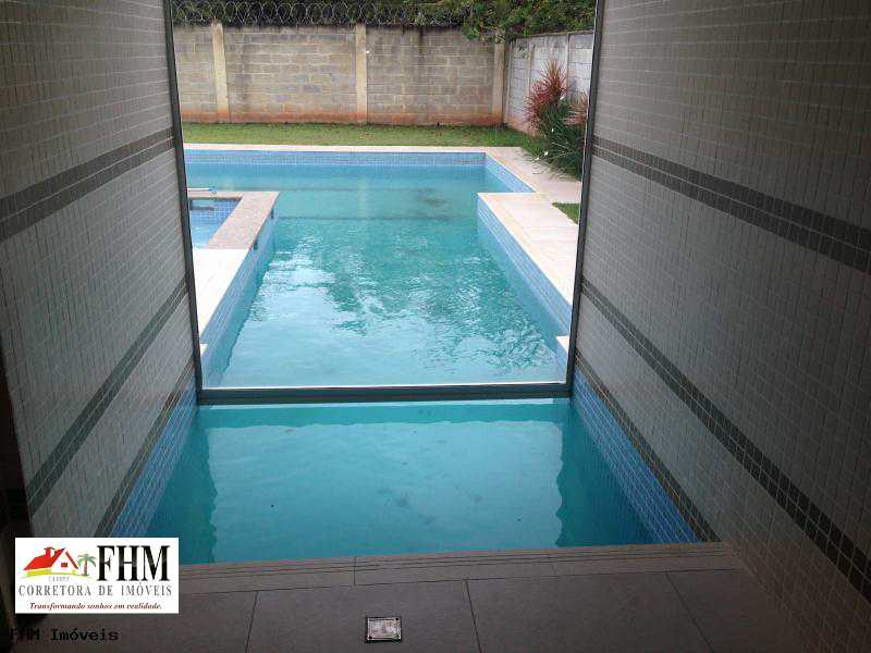 8 - Casa em Condomínio à venda Estrada Cabuçu de Baixo,Guaratiba, Rio de Janeiro - R$ 680.000 - FHM6841 - 16