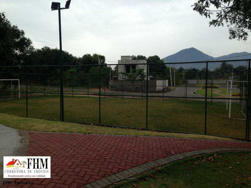 13 - Casa em Condomínio à venda Estrada Cabuçu de Baixo,Guaratiba, Rio de Janeiro - R$ 680.000 - FHM6841 - 9
