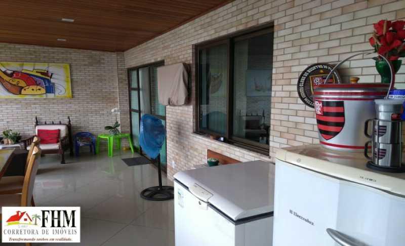 0_IMG-20211002-WA0097_watermar - Apartamento à venda Avenida Genaro de Carvalho,Recreio dos Bandeirantes, Rio de Janeiro - R$ 880.000 - FHM4007 - 6