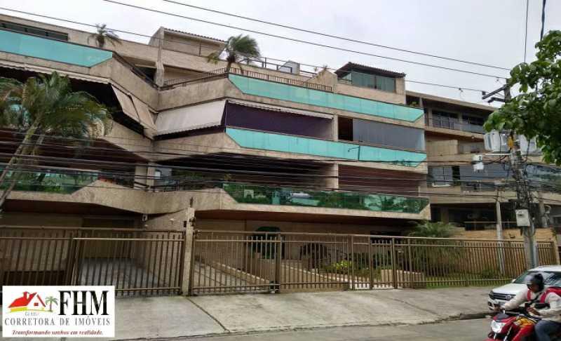 6_IMG-20211002-WA0080_watermar - Apartamento à venda Avenida Genaro de Carvalho,Recreio dos Bandeirantes, Rio de Janeiro - R$ 880.000 - FHM4007 - 1