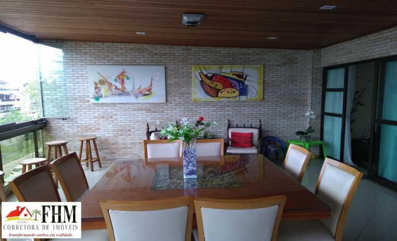 9_IMG-20211002-WA0078_watermar - Apartamento à venda Avenida Genaro de Carvalho,Recreio dos Bandeirantes, Rio de Janeiro - R$ 880.000 - FHM4007 - 8