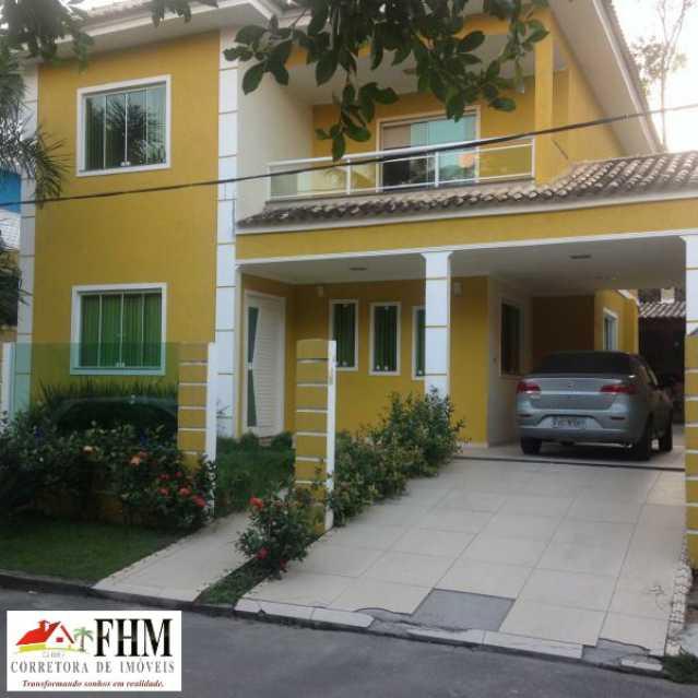 0_20171218111055916_watermark_ - Casa em Condomínio à venda Estrada do Lameirão Pequeno,Campo Grande, Rio de Janeiro - R$ 750.000 - FHM6453 - 10