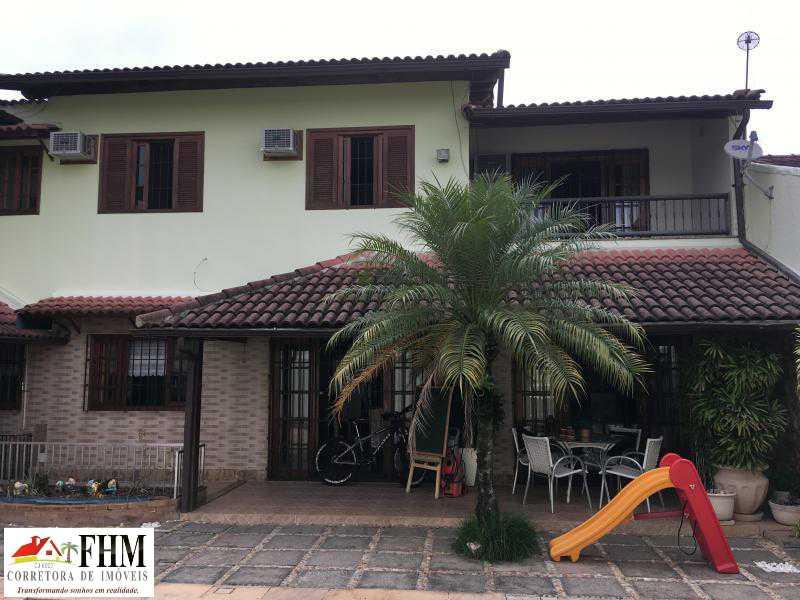 3_20190319101725717_watermark_ - Casa em Condomínio à venda Rua Rio Bonito,Campo Grande, Rio de Janeiro - R$ 1.400.000 - FHM6556 - 4