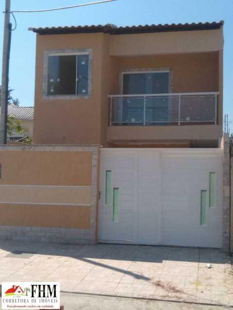 0_20200818151732817_watermark_ - Casa em Condomínio à venda Estrada do Lameirão Pequeno,Campo Grande, Rio de Janeiro - R$ 360.000 - FHM6642 - 1