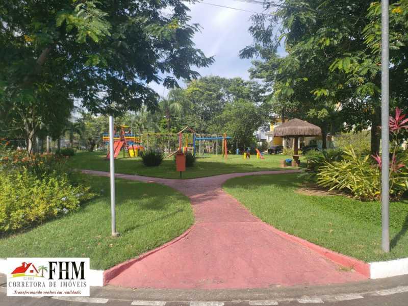 1 2 - Casa em Condomínio à venda Estrada da Cachamorra,Campo Grande, Rio de Janeiro - R$ 1.500.000 - FHM6656 - 3