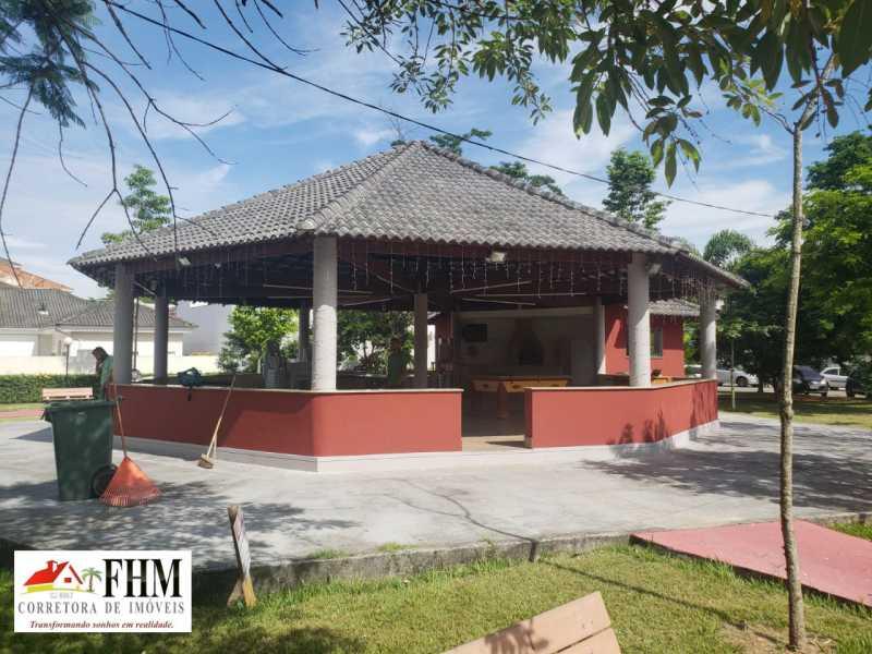 1 4 - Casa em Condomínio à venda Estrada da Cachamorra,Campo Grande, Rio de Janeiro - R$ 1.500.000 - FHM6656 - 6