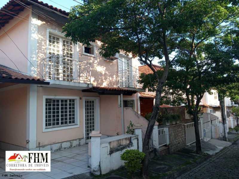 1_20201023125813754_watermark_ - Casa em Condomínio à venda Estrada do Campinho,Campo Grande, Rio de Janeiro - R$ 380.000 - FHM6660 - 3