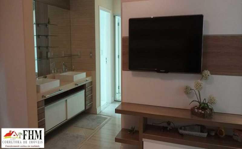 0_2020102911185690_watermark_q - Casa em Condomínio à venda Estrada Iaraqua,Campo Grande, Rio de Janeiro - R$ 950.000 - FHM6664 - 12