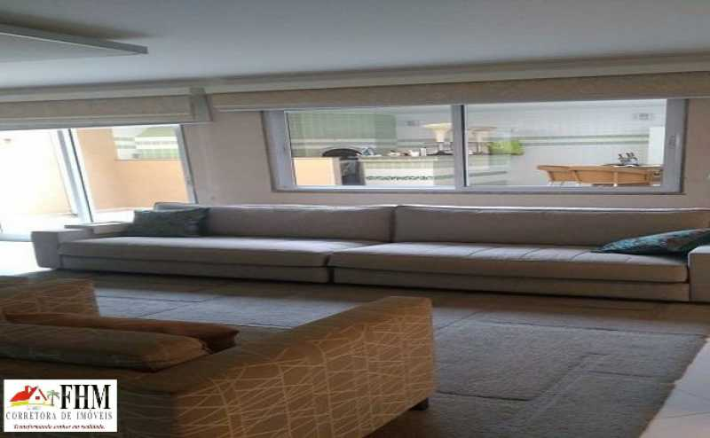 0_20201029111912242_watermark_ - Casa em Condomínio à venda Estrada Iaraqua,Campo Grande, Rio de Janeiro - R$ 950.000 - FHM6664 - 5
