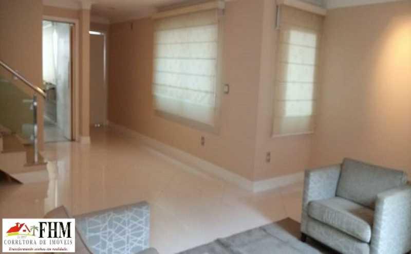1_20201029111857348_watermark_ - Casa em Condomínio à venda Estrada Iaraqua,Campo Grande, Rio de Janeiro - R$ 950.000 - FHM6664 - 4