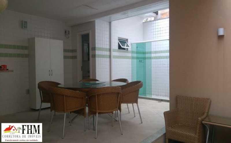 3_20201029111859501_watermark_ - Casa em Condomínio à venda Estrada Iaraqua,Campo Grande, Rio de Janeiro - R$ 950.000 - FHM6664 - 7