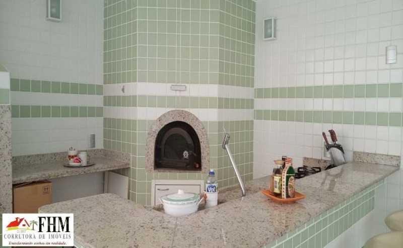 5_20201029111906539_watermark_ - Casa em Condomínio à venda Estrada Iaraqua,Campo Grande, Rio de Janeiro - R$ 950.000 - FHM6664 - 19