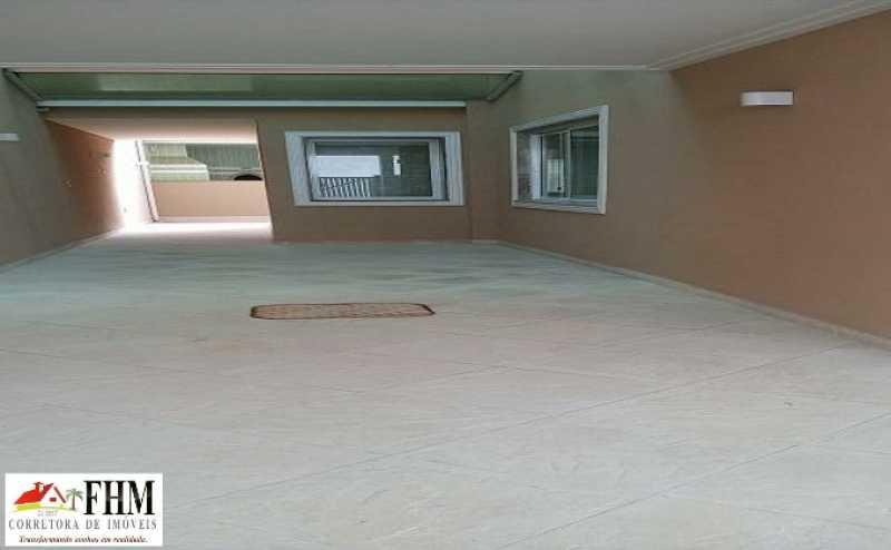 6_20201029111907243_watermark_ - Casa em Condomínio à venda Estrada Iaraqua,Campo Grande, Rio de Janeiro - R$ 950.000 - FHM6664 - 3