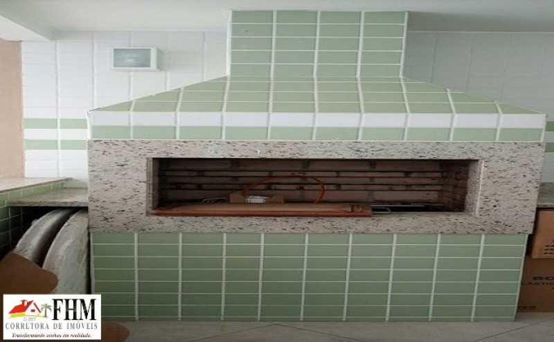 9_20201029111911944_watermark_ - Casa em Condomínio à venda Estrada Iaraqua,Campo Grande, Rio de Janeiro - R$ 950.000 - FHM6664 - 18