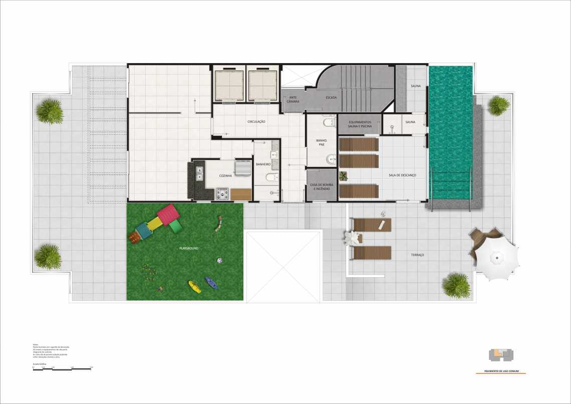 PUC - Fachada - Caravelle Residences - 123 - 15
