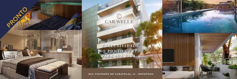 Caravelle Residences - Botafogo - Rio de Janeiro - RJ - 123