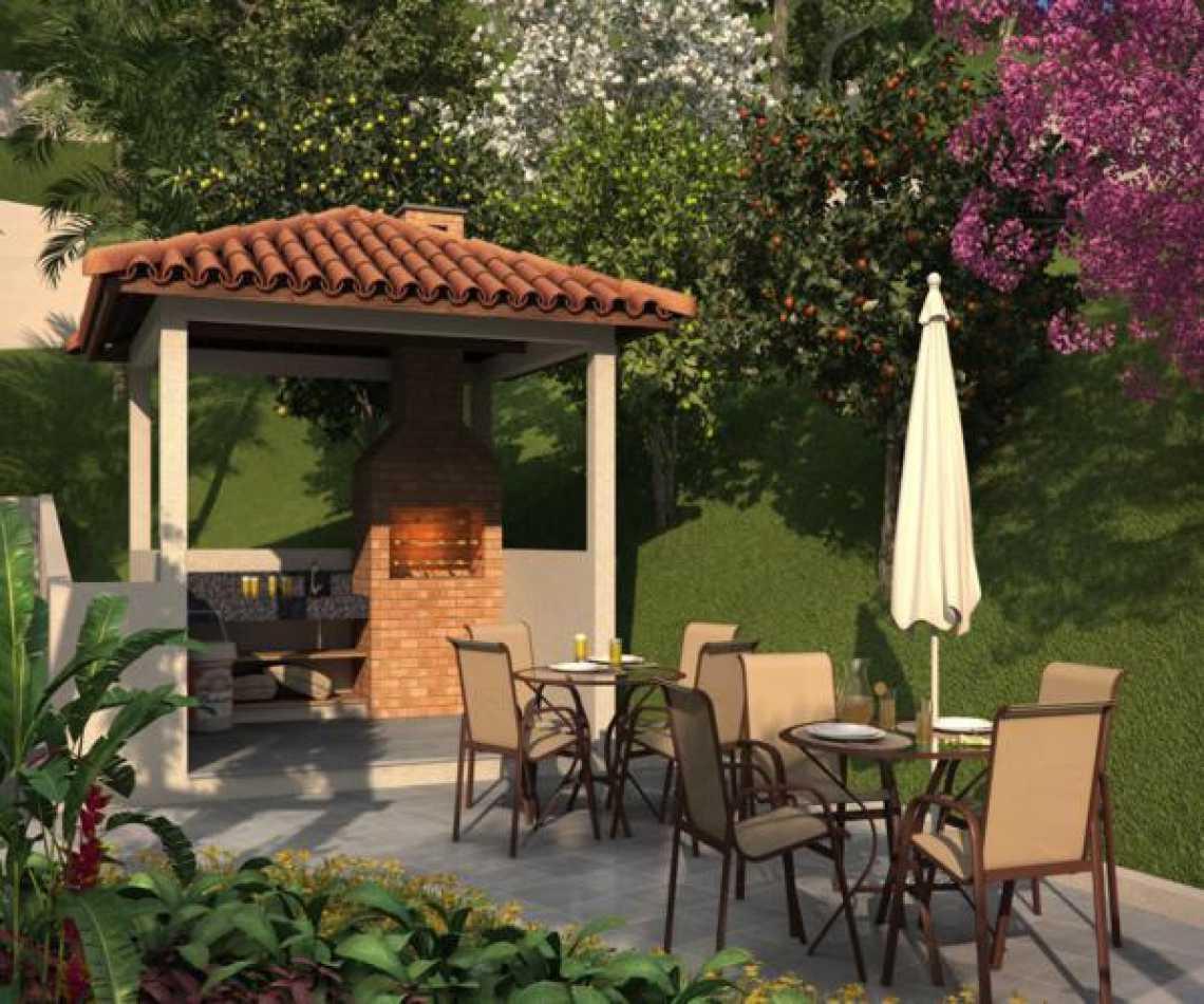 CHURRASQUEIRA - Fachada - Magic Garden Houses - 148 - 5