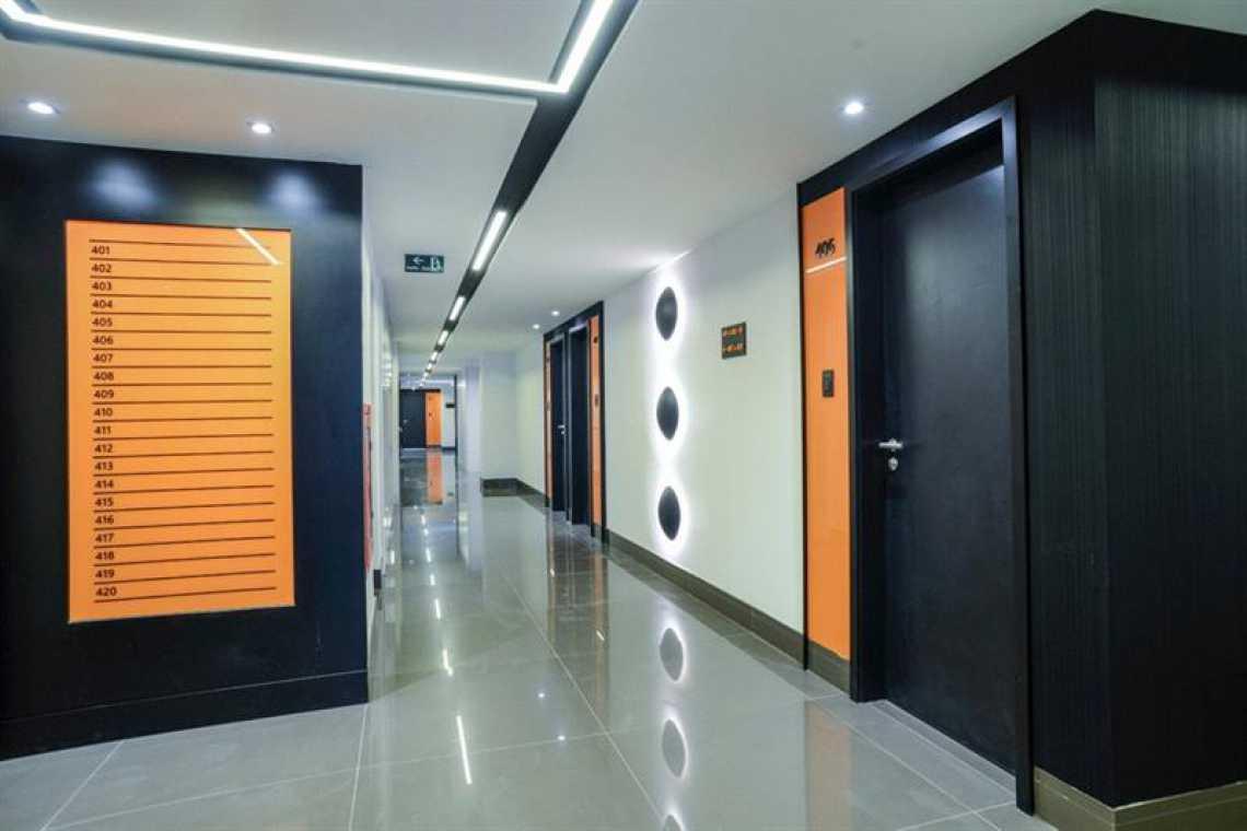 HALL - Fachada - Botanic Offices - 183 - 3