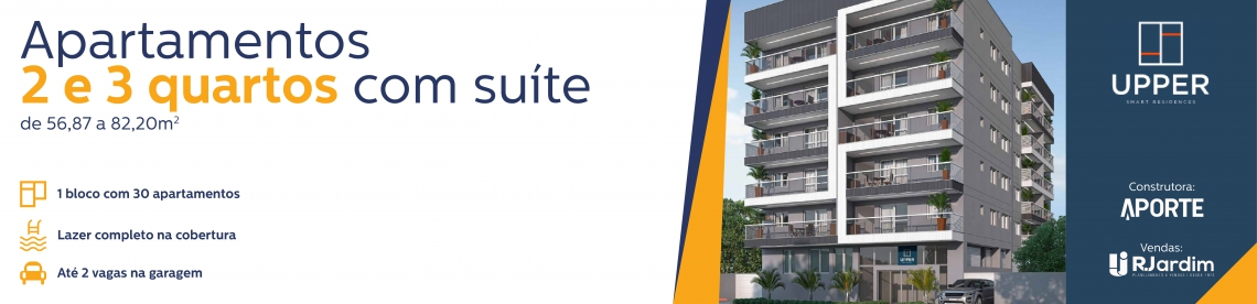 UPPER - Fachada - Upper Smart Residences - 203 - 1