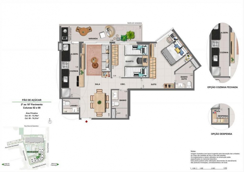 ICONO PARQUE - Fachada - Icono Parque Residencias - 216 - 3