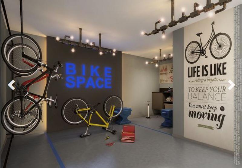 BIKE SPACE - Fachada - Urban Boutique Apartments - 222 - 14