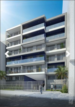 FACHADA UBALDINO DO AMARAL - Fachada - Urban Boutique Apartments - 222 - 2