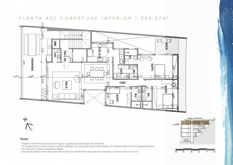 ROCCA - PLANTA 401 - SUPERIOR - Fachada - Rocca - 225 - 21