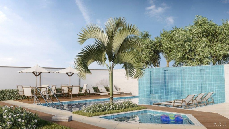 PISCINA - Fachada - Sweet Home Residences - 250 - 11