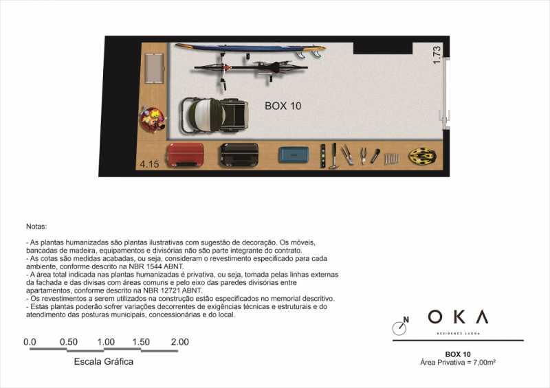 BOX - Fachada - OKA Residence Lagoa - 252 - 15