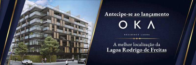 Lançamento OKA Residence Lagoa - Lagoa - Rio de Janeiro - RJ - 252