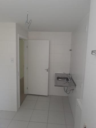3 - Cozinha. - Fachada - Martins Pena 16 - 260 - 4