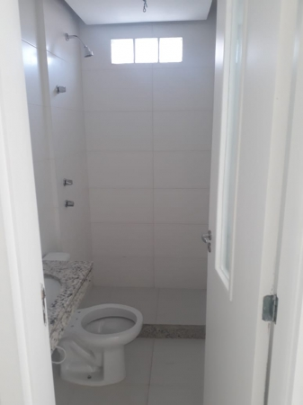9 - banheiro. - Fachada - Martins Pena 16 - 260 - 10
