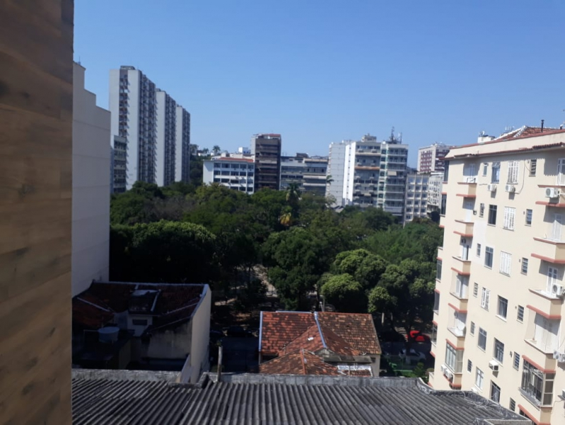 13 - vista. - Fachada - Martins Pena 16 - 260 - 14