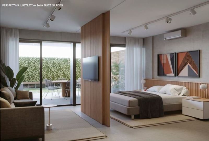 Sala_suíte garden - Fachada - Two Suites Ipanema - 268 - 7