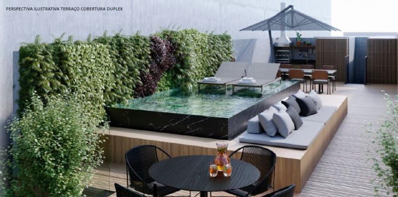 terraço cobertura duplex - Fachada - Two Suites Ipanema - 268 - 11