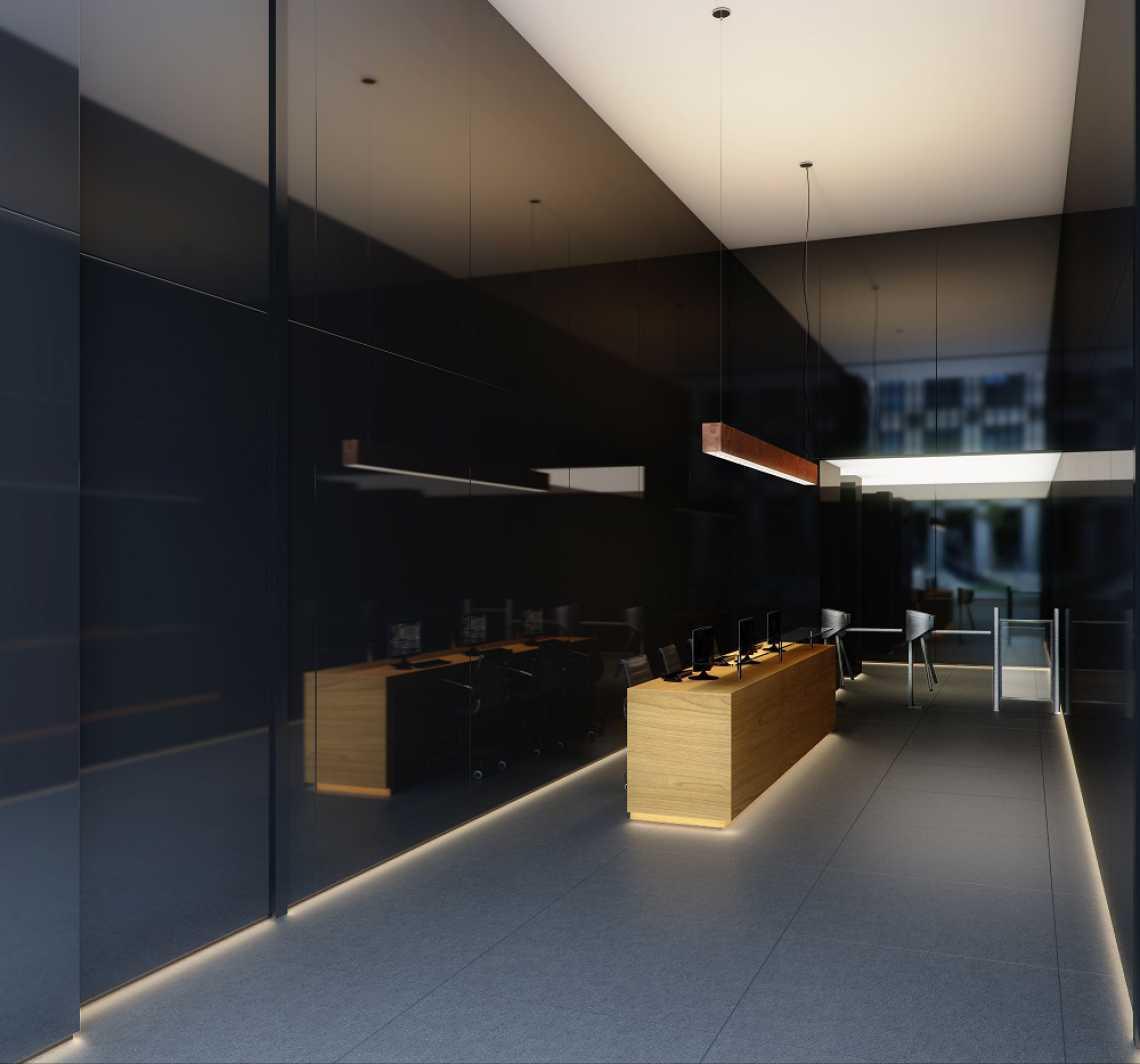 PORTARIA - Fachada - Pulse Offices - 55 - 3