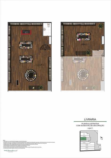 PLANTA LIVRARIA - Fachada - Pulse Offices - 55 - 14