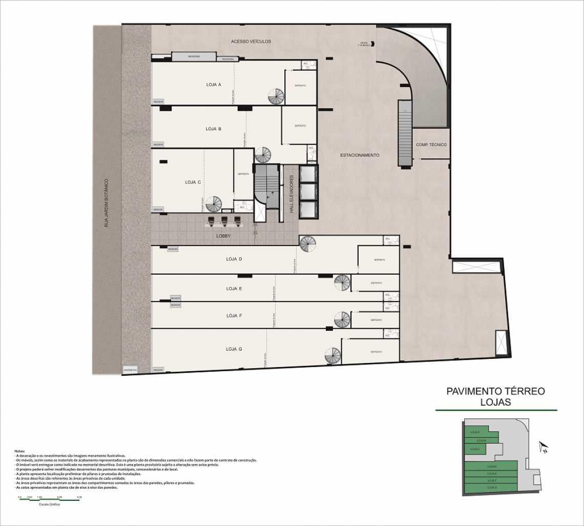 PAVIMENTO TÉRREO - Fachada - Pulse Offices - 55 - 16