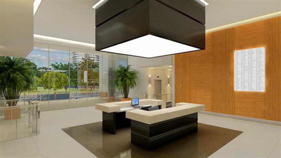 LOBBY - Fachada - One Offices - 70 - 5