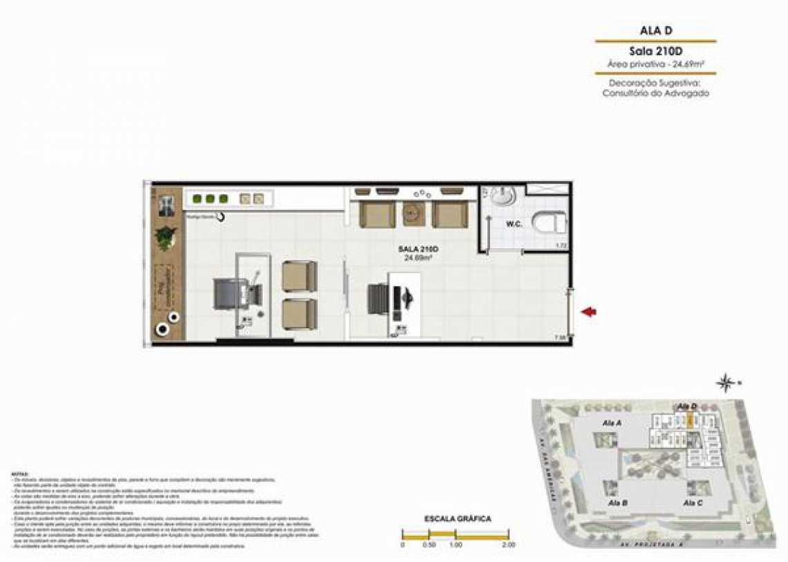 SALA 210 D - Fachada - One Offices - 70 - 23
