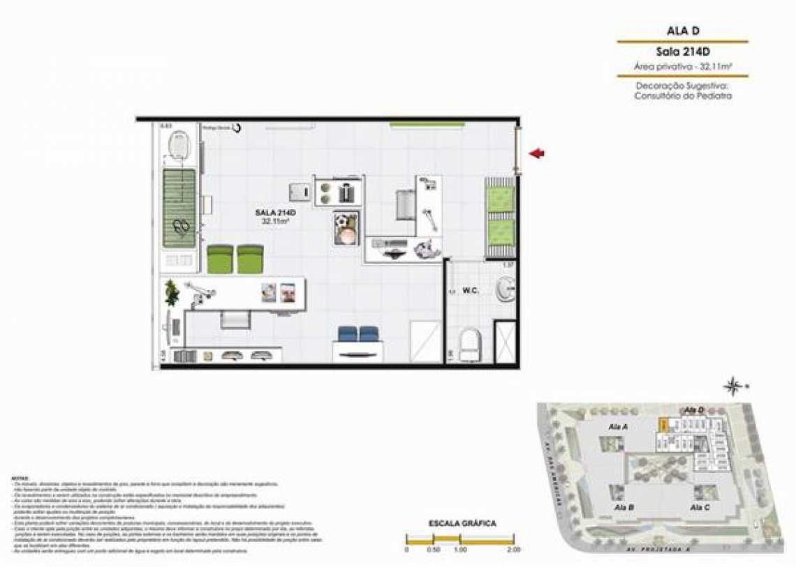 SALA 214D - Fachada - One Offices - 70 - 24