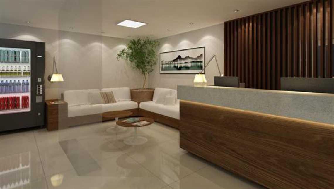 SALA VIP ESTACIONAMENTO - Fachada - One Offices - 70 - 6