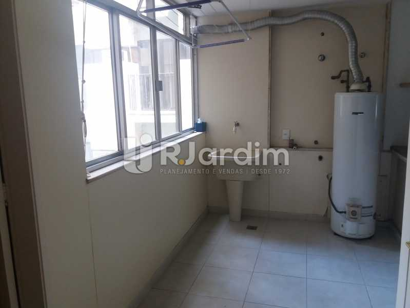 Área - Apartamento à venda Avenida Epitácio Pessoa,Lagoa, Zona Sul,Rio de Janeiro - R$ 5.500.000 - AP1037 - 18