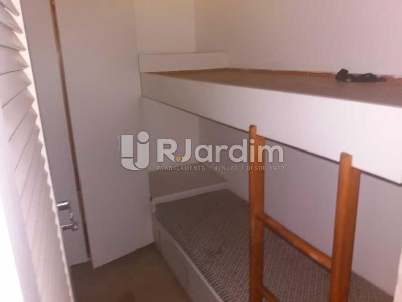 Dependência - Apartamento à venda Avenida Epitácio Pessoa,Lagoa, Zona Sul,Rio de Janeiro - R$ 5.500.000 - AP1037 - 16