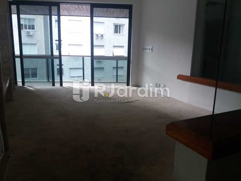 Sala TV - Apartamento à venda Avenida Epitácio Pessoa,Lagoa, Zona Sul,Rio de Janeiro - R$ 5.500.000 - AP1037 - 20
