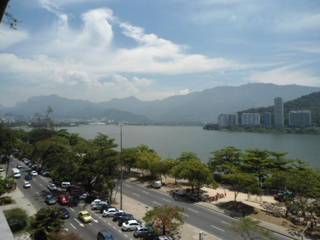Vista - Apartamento à venda Avenida Epitácio Pessoa,Lagoa, Zona Sul,Rio de Janeiro - R$ 5.500.000 - AP1037 - 22