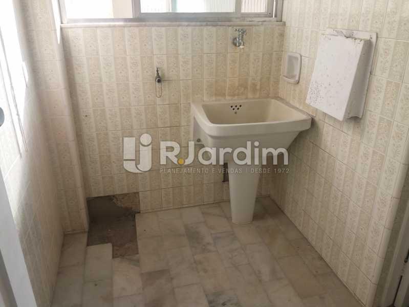 Área - Apartamento À Venda - Leblon - Rio de Janeiro - RJ - AP1364 - 20